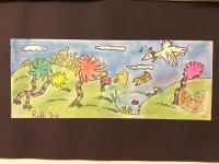Lorax Landscapes Grade 3