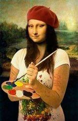 Mona lisa parody 1