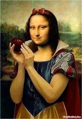 Mona Lisa Parody 2