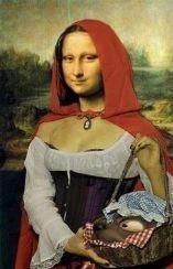 Mona Lisa Parody 3