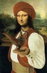 Mona Lisa Parody 4