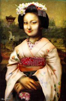 Mona Lisa Parody 5