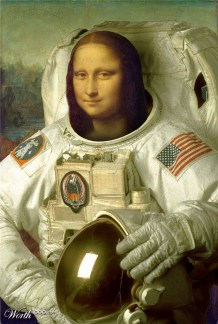 Mona Lisa Parody 6