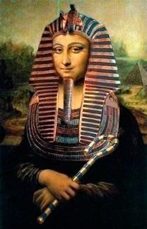 Mona Lisa Parody 7
