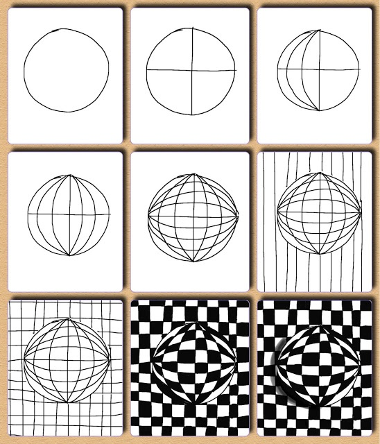 op art demo