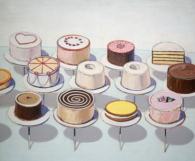 Thiebaud Cake MATH NGA