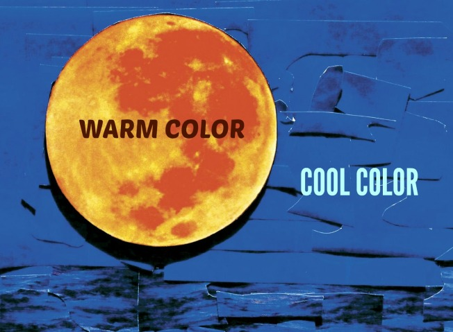 WARM & COOL MOON JOSHUA RADIN