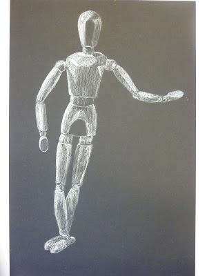 Wooden Figure 1