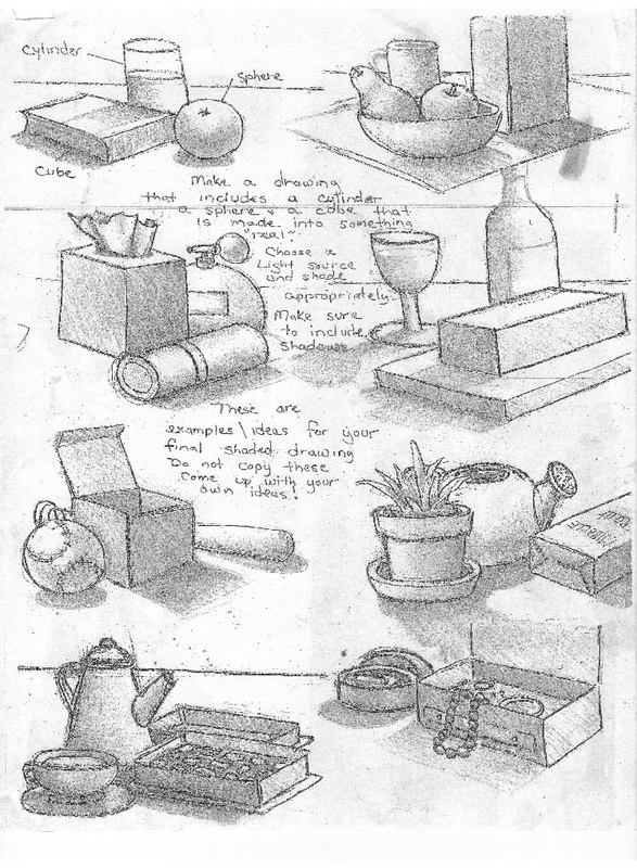 Room Drawing Pencil: Colored Pencil Techniques