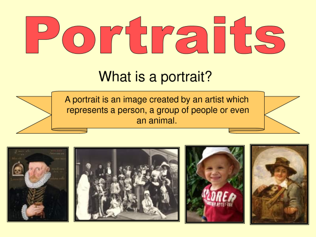 What is a Portrait?