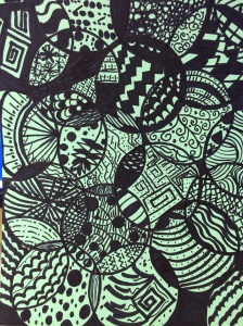 Artist:  Aleen M.