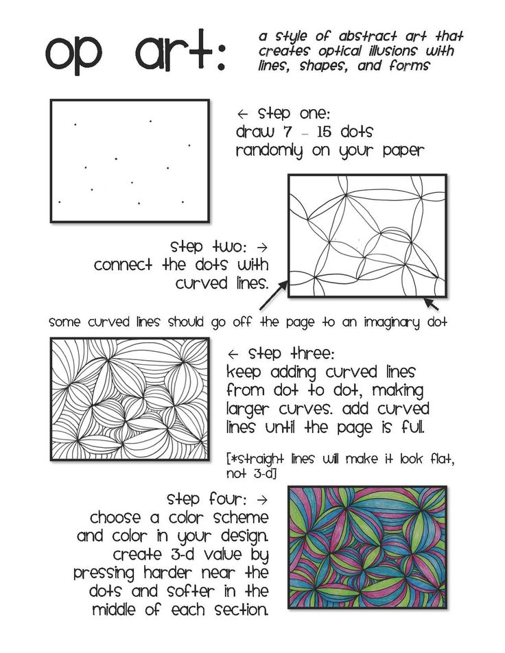 Line Designs Art Worksheets : Eac b ee e c menlo park s art studio