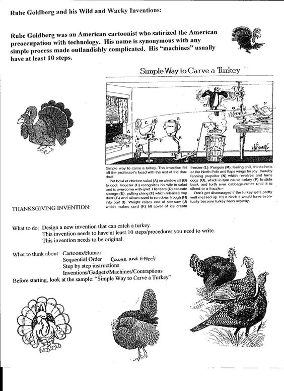 how-to-catch-a-turkey-cartoon-invention