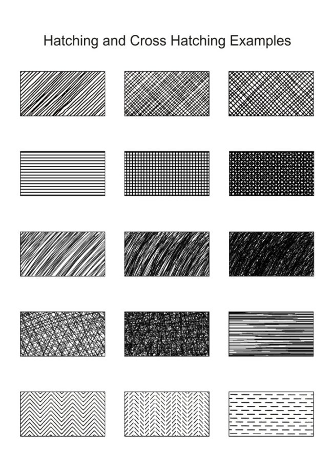 cross-hatching-examples