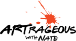 Explore Creativity with Artrageous with Nate!