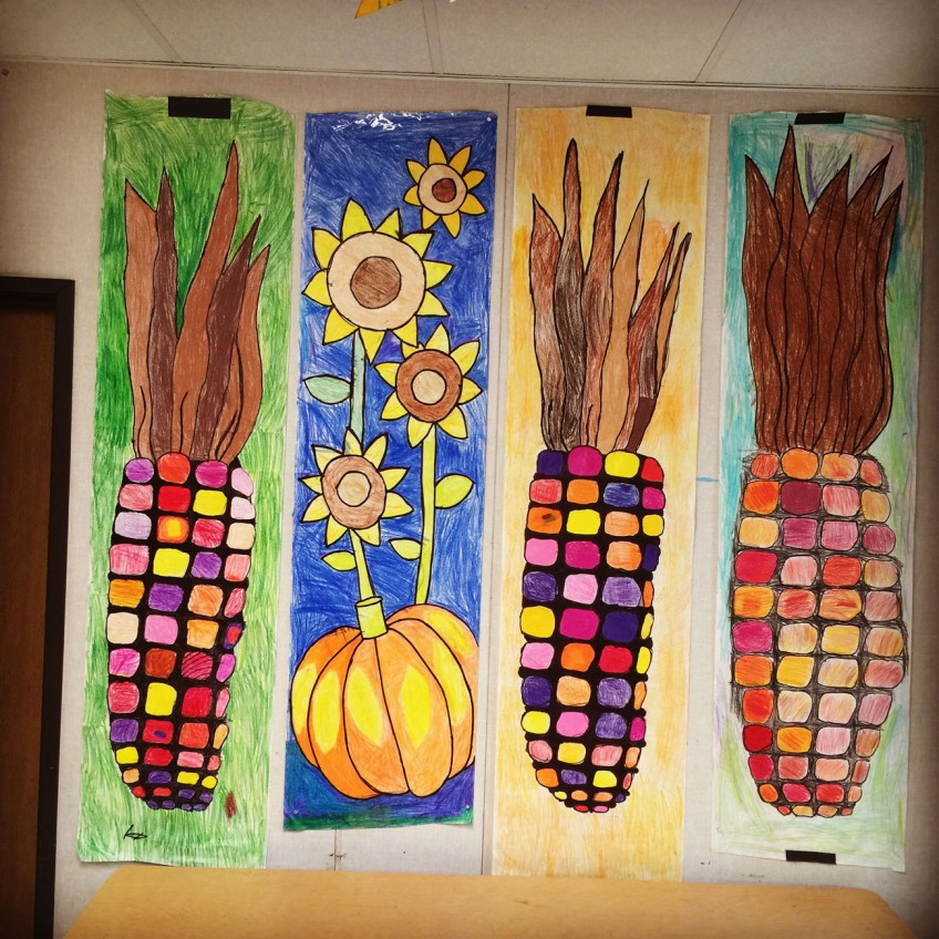 Art Project Ideas For S More Fall Festival Banners Butcher Paper Crayons And Easy Projects Crafts To Sell Cool If You Need Some Inexpensive It Doesnt Get Much Cheaper Than This Just Menlo Park