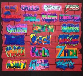 Graffiti Name Art Lesson 1000+ Ideas About Graffiti Names On Pinterest   Graffiti Lettering - Graffiti Art